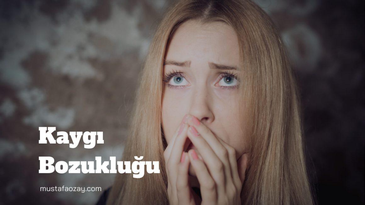 Kaygı Bozukluğu Belirtileri Ve Tedavi Yöntemleri